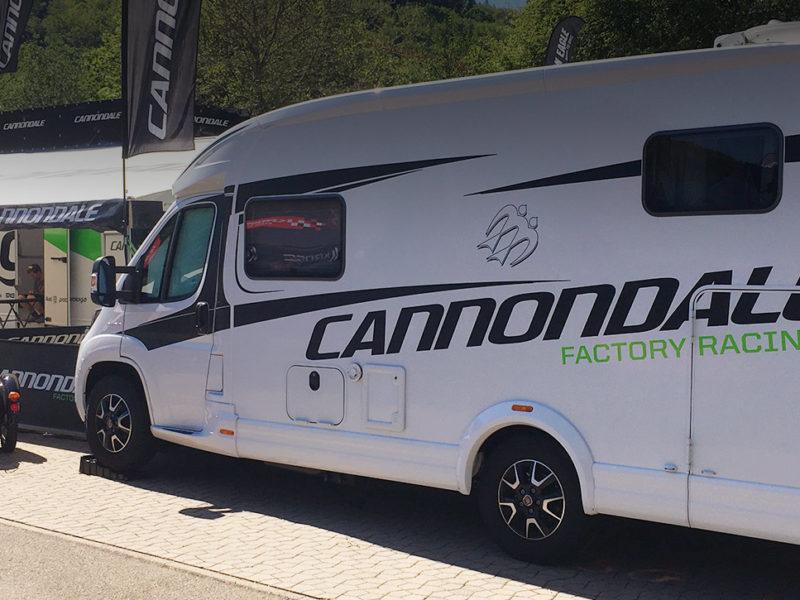 Mit KNAUS und Cannondale beim XCO-Weltcup in Albstadt