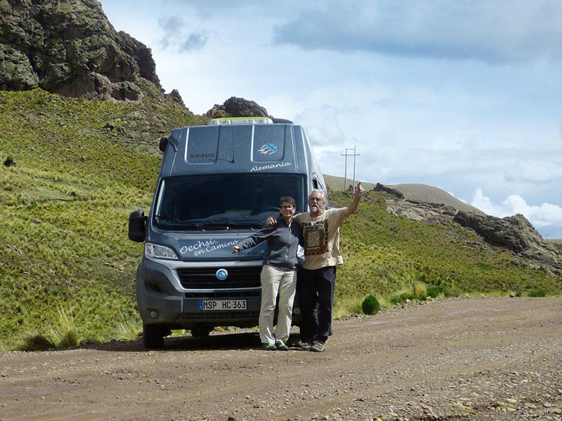 BOXSTAR on Tour: von Uruguay bis Bolivien