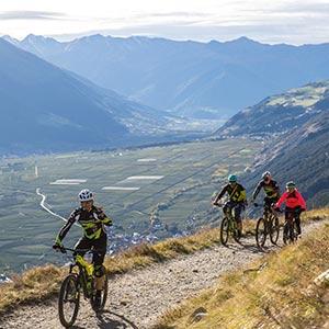 Mit KNAUS und Cannondale auf Bike-Tour im Vinschgau | Etappe 2