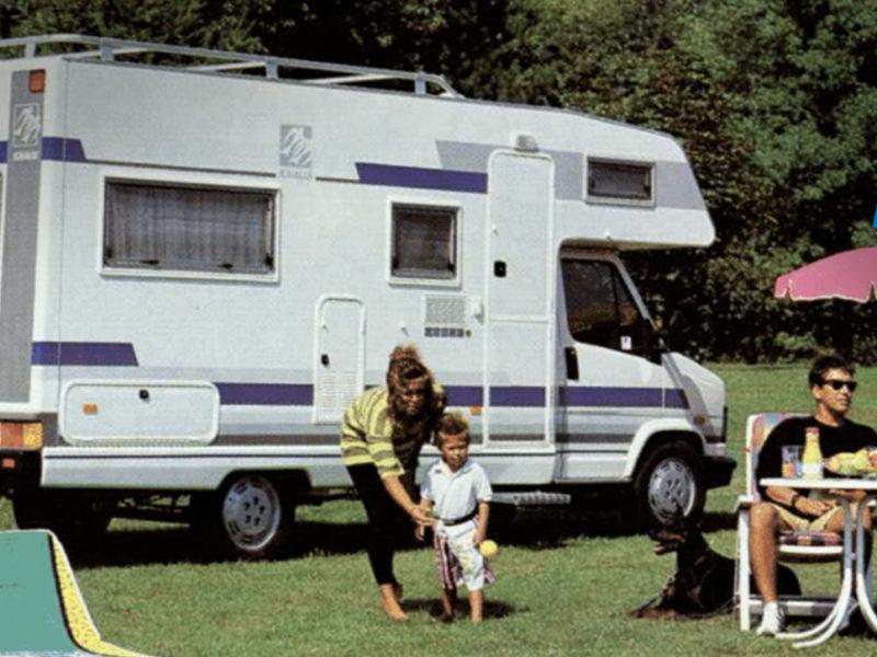 30 Jahre KNAUS-Reisemobile, 30 Jahre Campinggeschichte | 1988 bis 1997