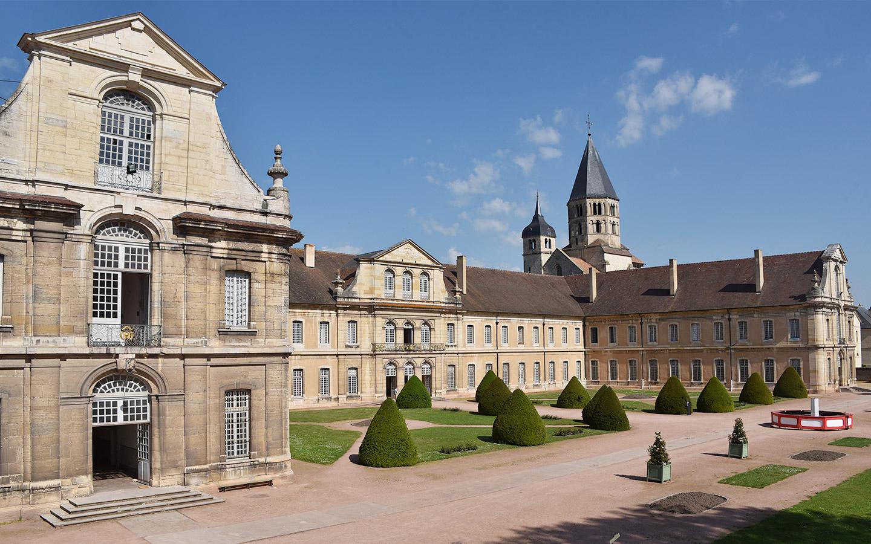 Abtei Cluny