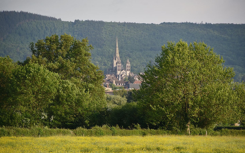 Kathedrale Saint-Lazare von Autun