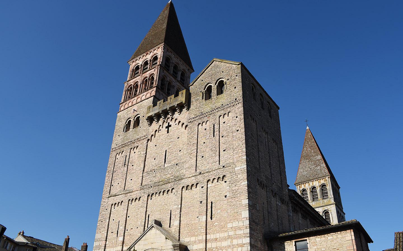 Abteikirche von Tournus