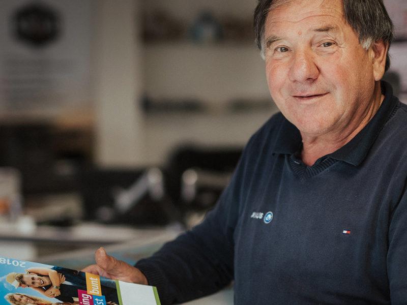 30 Jahre KNAUS Reisemobile & Autohaus Krieg: das doppelte Jubiläum!