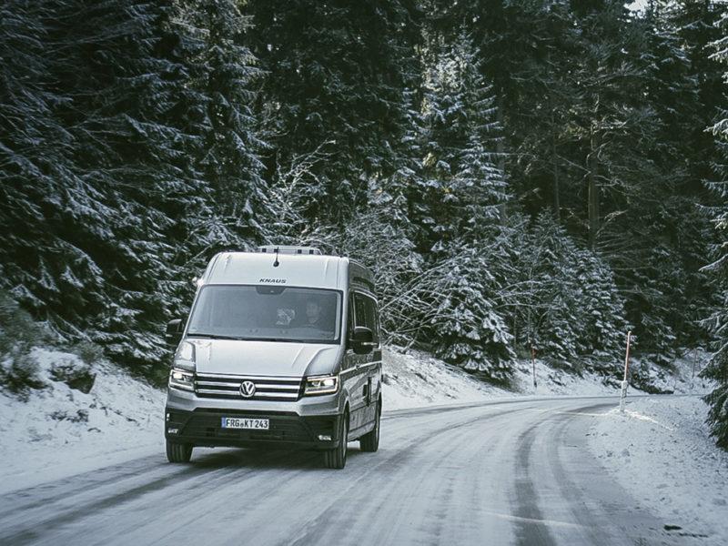 Reisemobil und Caravan einwintern: Unsere Tipps für die perfekte Fahrzeugpflege