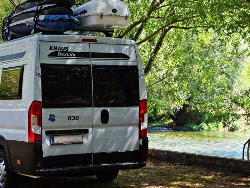 Auf Jungfernfahrt mit dem KNAUS BOXLIFE |Teil 2: Sarajevo und Mostar