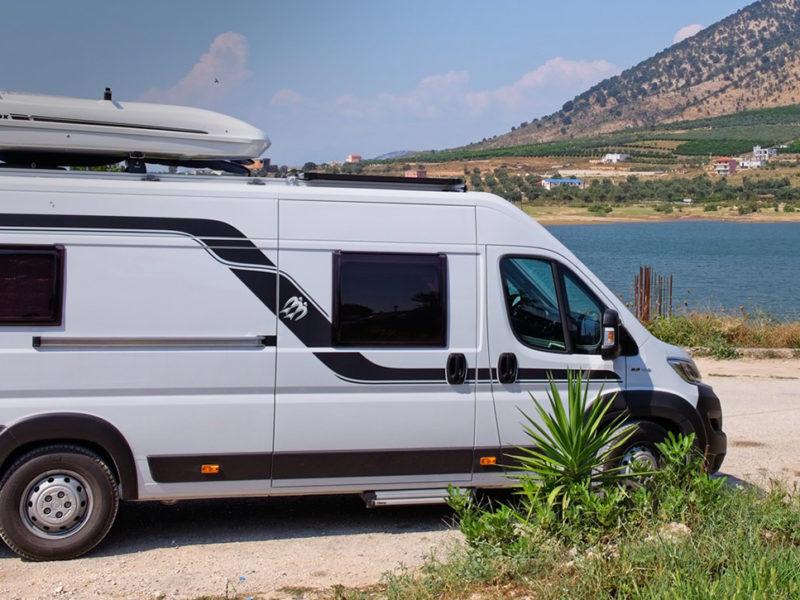 Auf Jungfernfahrt im KNAUS BOXLIFE | Teil 3: Albanien