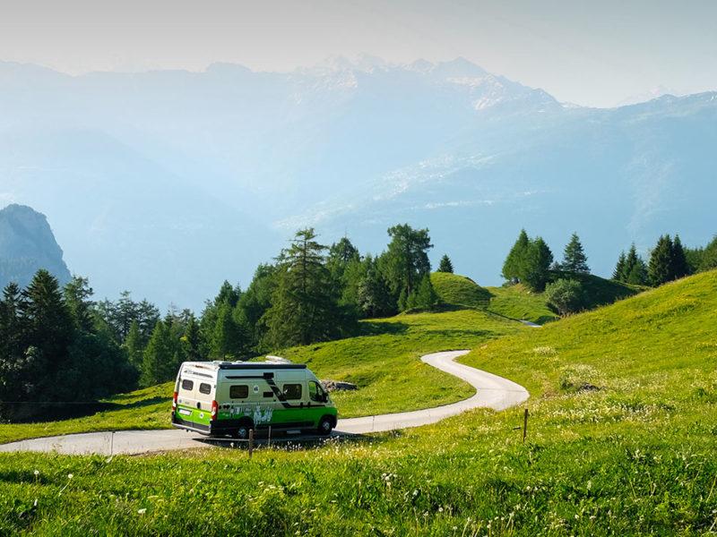 Die Alm ruft: Landvergnügen unterwegs in der Französischen Schweiz