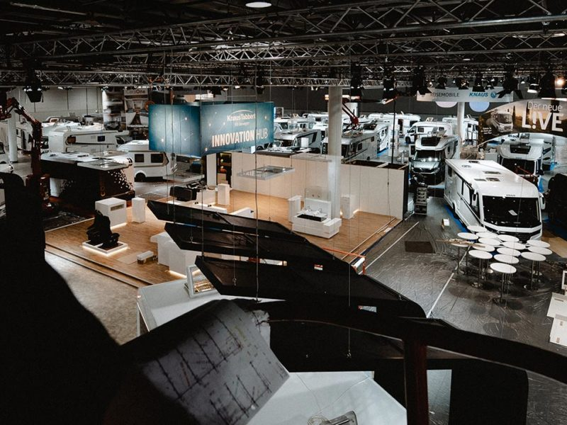 Der Caravan Salon Düsseldorf 2019: Bald geht's los!