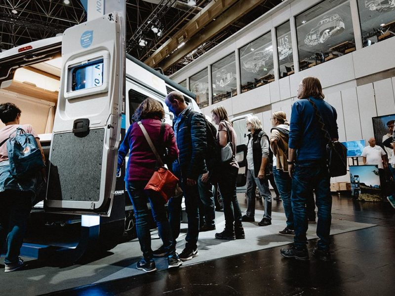 Rekorde, Auszeichnungen, Neuheiten: Das war der Caravan Salon 2019!