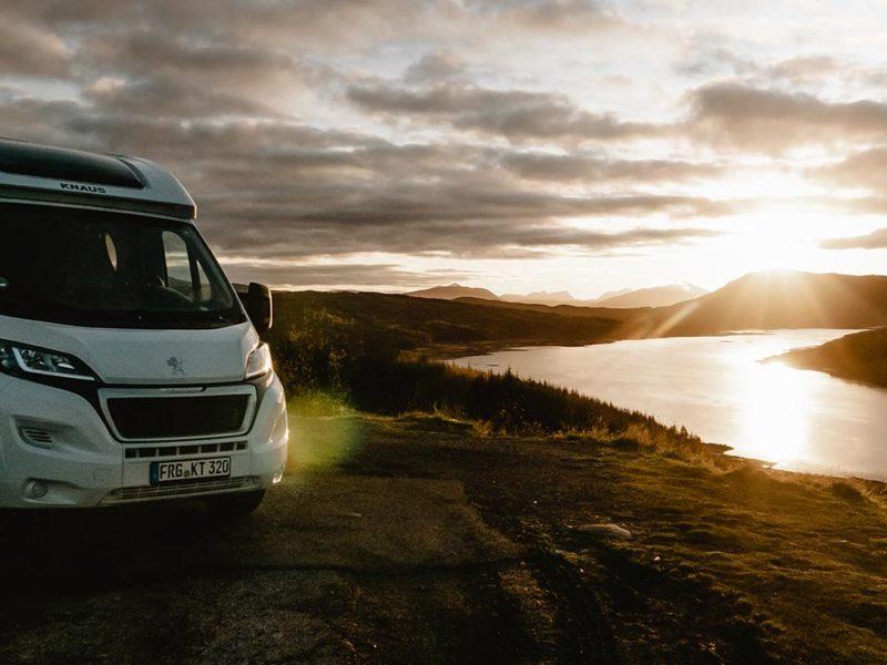 Schottland in der Herbstsonne –ein Roadtrip auf der Insel