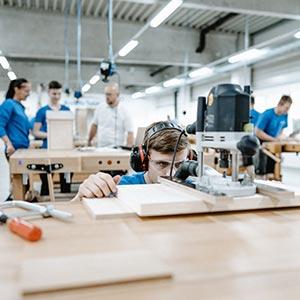 Die Knaus Tabbert Akademie: Wir investieren in die Zukunft