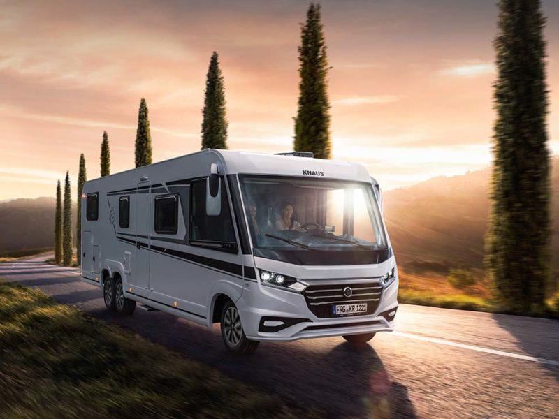 3 Einsteiger-Wohnmobile: Die L!VE Baureihe bringt Leben in den Urlaub